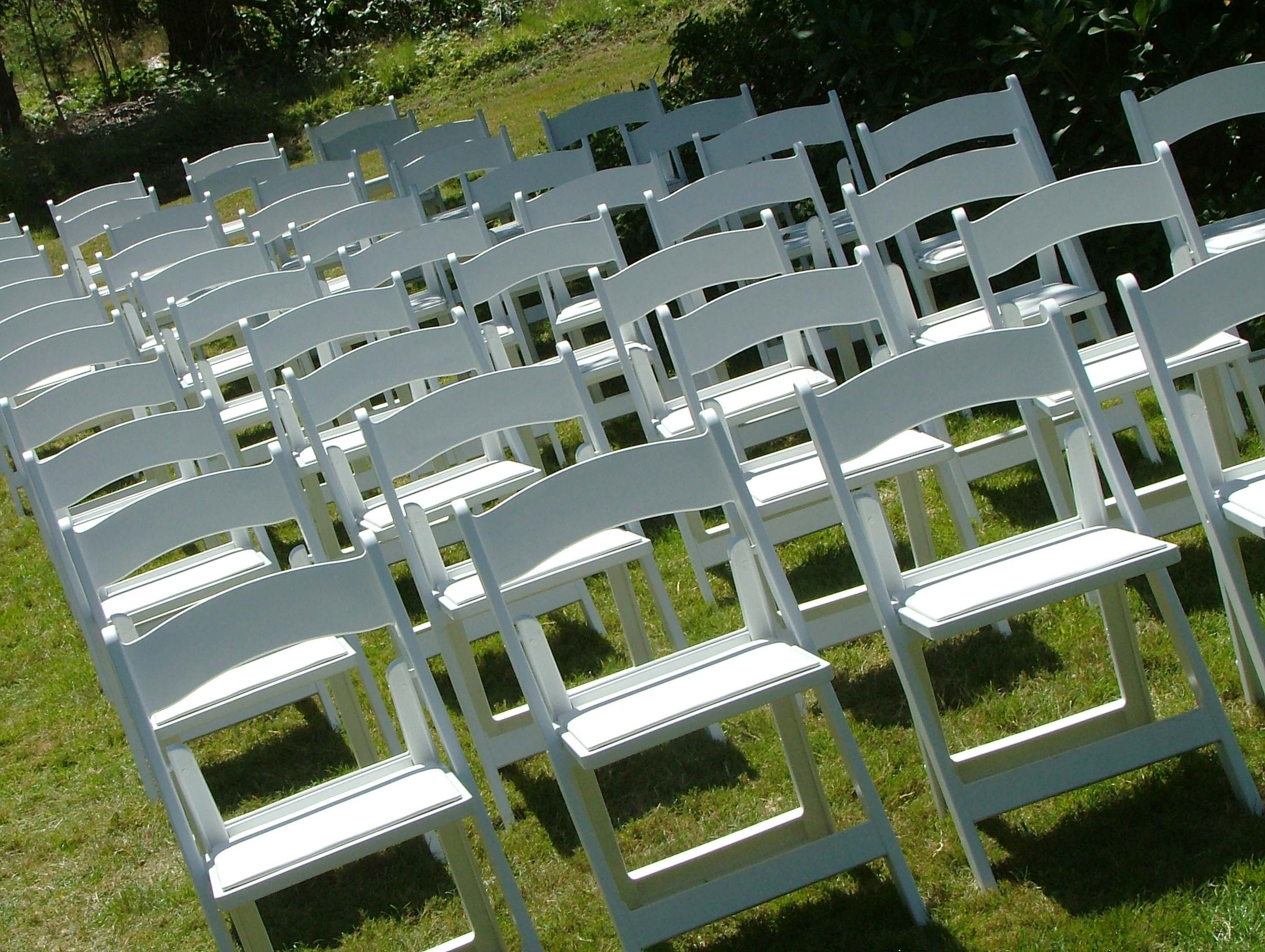 Tables Amp Chairs Seward Party Rentals