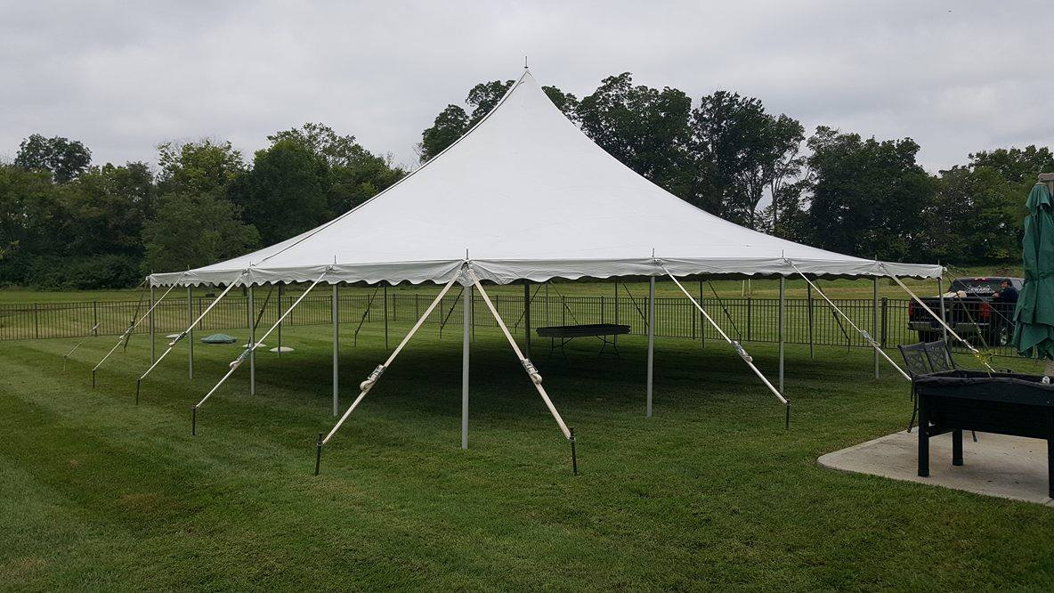 Pole Tents, Frame Tents, Wedding Tents, Clear Top Tent | Seward ...